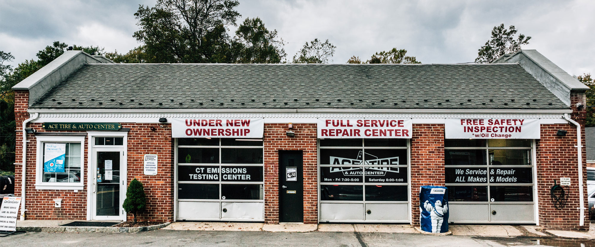 Ace Tire And Auto Center Ridgefield Weston Ct Auto Repair